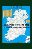 surnames-ireland-map