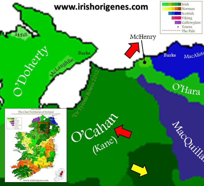 Henrys In Ireland Irish Norman English Or Scots Let The Y Dna
