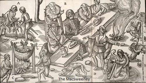 The Gallowglass 'Do You Belong To A Warrior Clan' | Irish